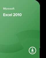 Vezi produsul Microsoft Excel 2010, 065-06962 certificat electronic in magazinul forscope.ro