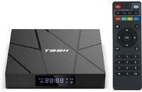 Vezi produsul Media player TV Box T95H Android 10, 4GB RAM, 32GB ROM, Mini PC 6K, Netflix subtitrat, Google Classroom, Zoom in magazinul techstar.ro
