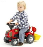Vezi produsul Tractoras Baby Power Master in magazinul jucariijoey.ro