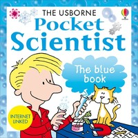 Vezi produsul Pocket scientist - The blue book in magazinul biabooks.ro