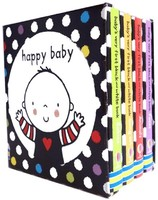 Vezi produsul Baby's very first black and white little library in magazinul biabooks.ro