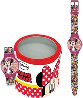 Vezi produsul Ceas Junior WALT DISNEY KID WATCH Model MINNIE - Tin Box 561974 in magazinul iconicul.ro