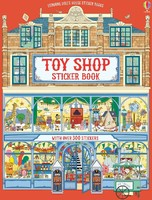 Vezi produsul Doll's house sticker book: Toy shop in magazinul biabooks.ro