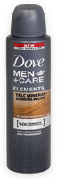 Vezi produsul Dove Deodorant spray Men Care talk mineral + sandal wood, 150 ml in magazinul grupdzc.ro