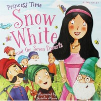 Vezi produsul Princess Time Snow White and the Seven Dwarfs in magazinul biabooks.ro