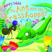 Vezi produsul Aesop's Fables the Ant and the Grasshopper in magazinul biabooks.ro
