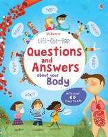 Vezi produsul Lift-the-flap questions and answers about your body in magazinul biabooks.ro