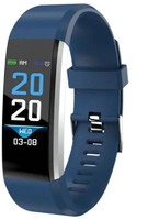 "Vezi produsul Bratara Smart Fitness Techstar¬ģ ID115 Plus Fitness, 0,95"""" OLED, BT4.0, Waterproof IP65, Albastru in magazinul techstar.ro"