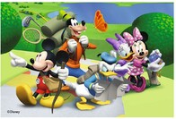 Vezi produsul Puzzle Ravensburger - Clubul Mickey Mouse, 6 piese (07465) in magazinul welovepuzzle.ro