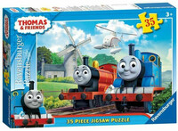 Vezi produsul Puzzle Thomas&Friends 35 piese in magazinul bebepufos.ro