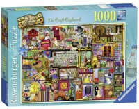 Vezi produsul Puzzle Dulap jucari, 1000 piese in magazinul ookee.ro