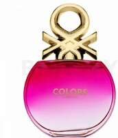 Vezi produsul Benetton Colors de Benetton Pink Eau de Toilette femei 10 ml E?antion in magazinul brasty.ro