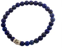 Vezi produsul OXETTE 02X1500077 MEN'S BRACELET WITH BLUE COLORED ST.& S.STEEL EL. LP/LI in magazinul bestvalue.eu