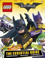 Vezi produsul The LEGO (R) BATMAN MOVIE Essential Guide in magazinul biabooks.ro