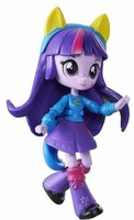 Vezi produsul My Little Pony Equestria Girls Minis Figurina Twilight Sparkle in magazinul fantasiatoys.ro