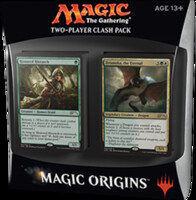 Vezi produsul Magic: the Gathering - Magic Origins: 2-Player Clash Pack in magazinul redgoblin.ro