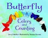 Vezi produsul Butterfly Colors And Counting in magazinul biabooks.ro