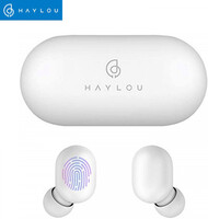 Vezi produsul Casti TWS Xiaomi Haylou GT1, bluetooth 5.0, touch control, DSP noise cancelling, waterproof IPX5, AAC SBC, albe in magazinul v39.ro