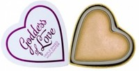 Vezi produsul Makeup Revolution I Heart Makeup Golden Goddess 10 g in magazinul splendorshop.ro