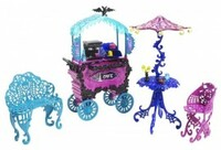 Vezi produsul Cafeneaua - Monster High Scaris City of Frights in magazinul ookee.ro
