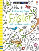 Vezi produsul Colouring Book Easter with Rub Downs in magazinul biabooks.ro