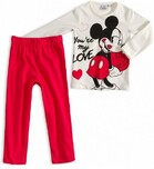 Vezi produsul Pijama, maneca lunga, You are my love, ivory in magazinul prichindel.ro