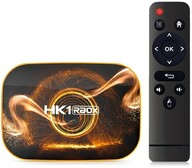 Vezi produsul Media player TV Box HK1 RBOX Android 10, 2GB RAM, 16GB ROM, Mini PC 4K, Netflix subtitrat, Zoom in magazinul techstar.ro