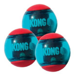 Vezi produsul KONG Squeezz Action Ball Red M in magazinul fera.ro