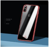 Vezi produsul Husa Usams Kingdom Series Iphone XS Rosie in magazinul gsmboutique.ro