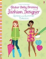 Vezi produsul Fashion designer Spring and Summer collection in magazinul biabooks.ro