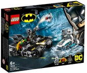 Vezi produsul Mr.freeze in batalia pe batcycle lego dc super heroes in magazinul kizo.ro