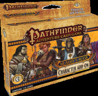 Vezi produsul Pathfinder Adventure Card Game: Mummy's Mask ? Character Add-On Deck in magazinul redgoblin.ro