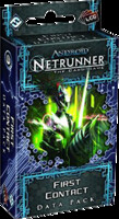 Vezi produsul Android: Netrunner - First Contact Data Pack in magazinul redgoblin.ro