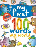 Vezi produsul My first 100 words, My world in magazinul infinity.ro