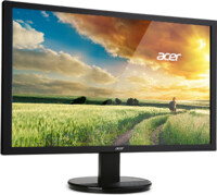 Vezi produsul Monitor LED Acer UM.FW2EE.D01 24 inch 1ms Black in magazinul librariaroua.ro
