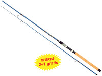 Vezi produsul Lanseta spinning Zebco Topic Spin Star  2.40 m A: 40 g in magazinul gonefishing.ro