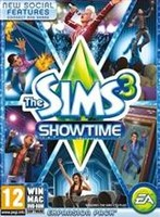 Vezi produsul The Sims 3 Showtime Pc in magazinul ventumkids.ro