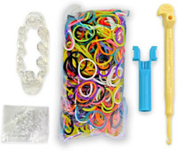 Vezi produsul Monster Tail Rainbow Loom in magazinul bestkids.ro