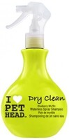 Vezi produsul Spray Caine Pet Head Dry Clean - 450 Ml in magazinul animalulfericit.ro