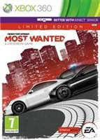 Vezi produsul Need For Speed Most Wanted (Kinect) Xbox360 in magazinul ventumkids.ro