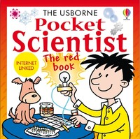 Vezi produsul Pocket scientist - The red book in magazinul biabooks.ro