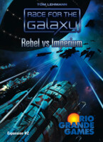 Vezi produsul Race for the Galaxy: Rebel vs Imperium in magazinul redgoblin.ro