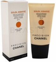 Vezi produsul Chanel Soleil Identite Perfect Colour Face Self-Tanner Soleil Intense Bronze Lo?iune Autobronzant? de fa?? 50 ml in magazinul brasty.ro