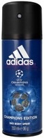 Vezi produsul adidas CHAMPIONS LEAGUE CHAMPIONS VICTORY EDITION DEO BODY SPRAY in magazinul 1001cosmetice.ro