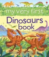 Vezi produsul My very first dinosaurs book in magazinul biabooks.ro