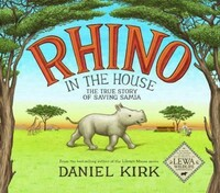 Vezi produsul Rhino in the House: The Story of Saving Samia in magazinul biabooks.ro