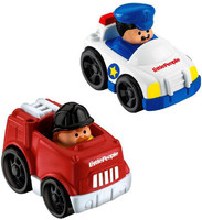 Vezi produsul Masinute Fisher Price Little People in magazinul all4baby.ro