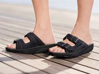 Vezi produsul Sandale barbatesti Slip on Walkmaxx Pure in magazinul top-shop.ro