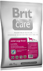 Vezi produsul Brit Care Junior Large Breed Lamb & Rice, 1 kg in magazinul petmart.ro