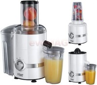 Vezi produsul Storcator de fructe si legume Russell Hobbs 3 in 1 22700-56, 800W in magazinul evomag.ro